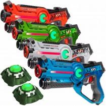 4x-laserpistole-grun-orange-blau-weiss-2-ziele-cb5